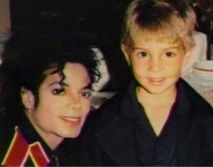 Michael Jackson and Wade Robson - poor Wade