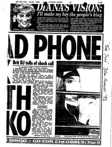 The Sun 30th August 1993