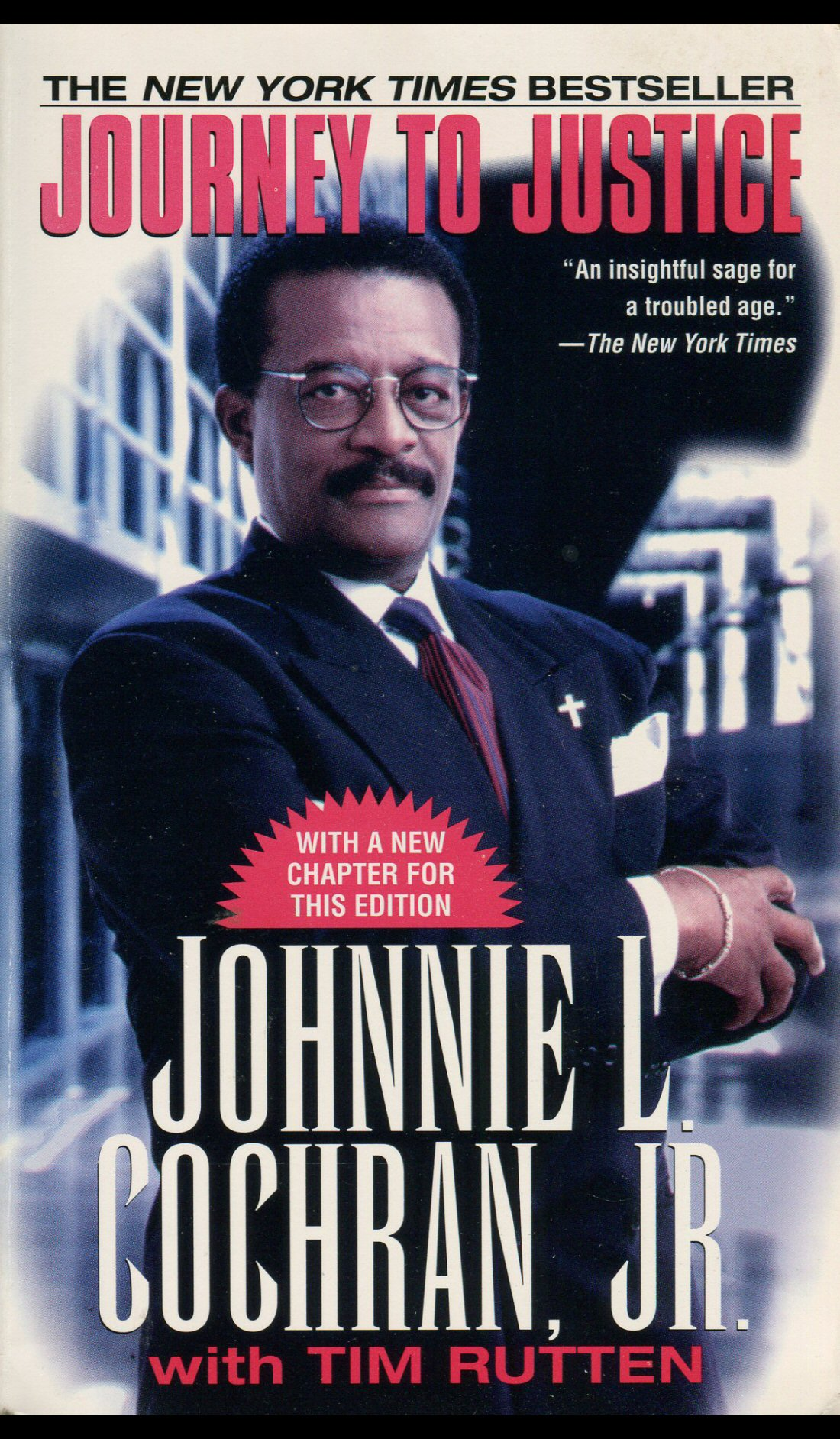 Johnnie Cochran on the Chandler settlement